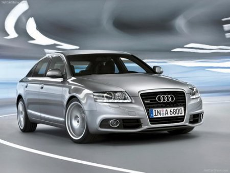 Oбвес для Audi A6 с Racedesign Automotive: тюнинг для бедных