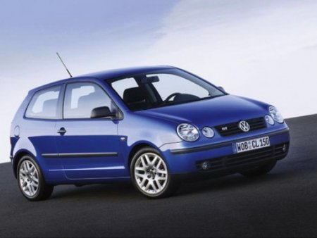 Volkswagen Polo BlueMotion (2007]